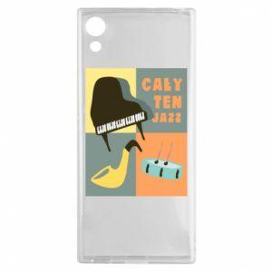 Sony Xperia XA1 Case All that jazz