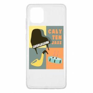 Samsung Note 10 Lite Case All that jazz
