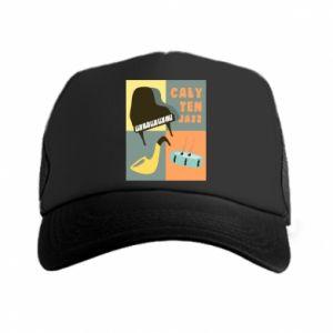 Trucker hat All that jazz