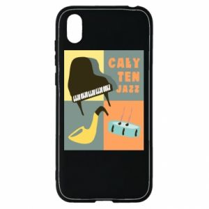 Huawei Y5 2019 Case All that jazz