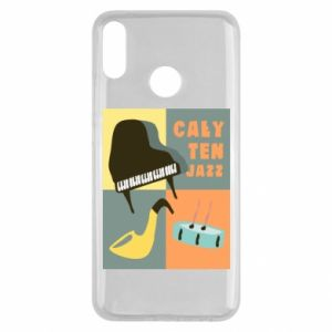 Huawei Y9 2019 Case All that jazz