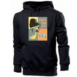 Men's hoodie All that jazz