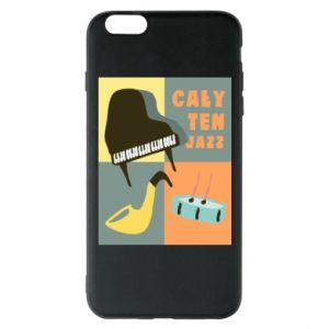 Phone case for iPhone 6 Plus/6S Plus All that jazz