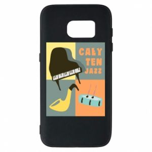Phone case for Samsung S7 All that jazz