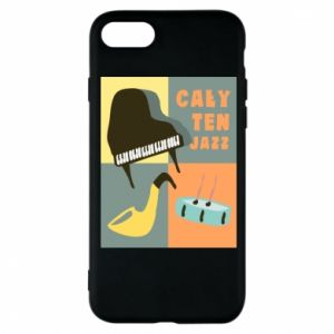 Phone case for iPhone 8 All that jazz