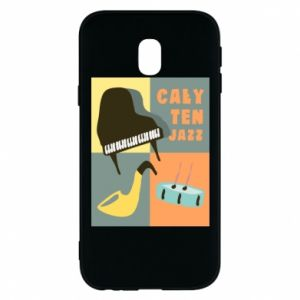 Phone case for Samsung J3 2017 All that jazz