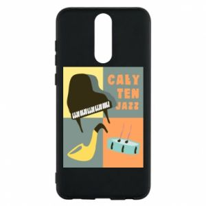 Phone case for Huawei Mate 10 Lite All that jazz