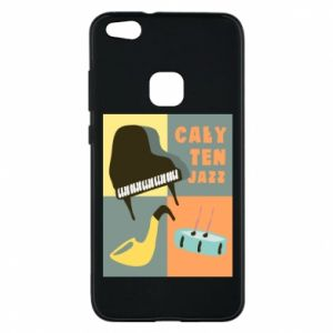 Phone case for Huawei P10 Lite All that jazz
