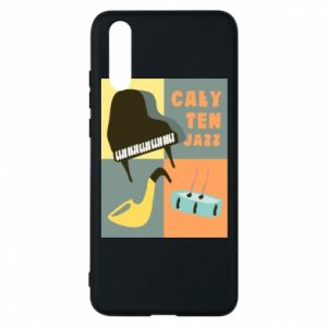 Phone case for Huawei P20 All that jazz