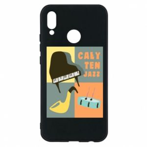 Phone case for Huawei P20 Lite All that jazz