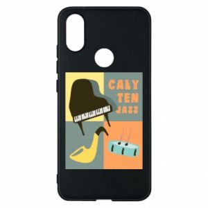 Phone case for Xiaomi Mi A2 All that jazz