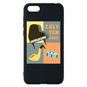 Phone case for Huawei Y5 2018 All that jazz