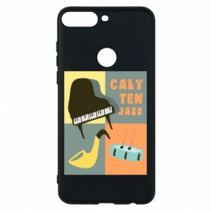 Phone case for Huawei Y7 Prime 2018 All that jazz