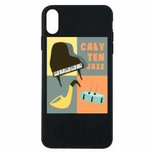 Phone case for iPhone Xs Max All that jazz