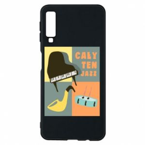 Phone case for Samsung A7 2018 All that jazz