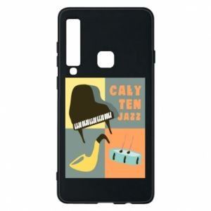 Phone case for Samsung A9 2018 All that jazz