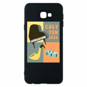 Phone case for Samsung J4 Plus 2018 All that jazz