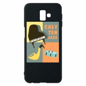 Phone case for Samsung J6 Plus 2018 All that jazz
