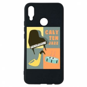 Phone case for Huawei P Smart Plus All that jazz