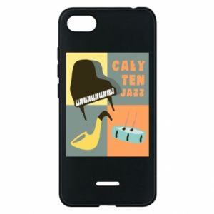 Phone case for Xiaomi Redmi 6A All that jazz