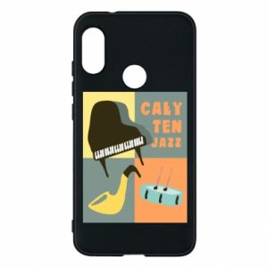 Phone case for Mi A2 Lite All that jazz