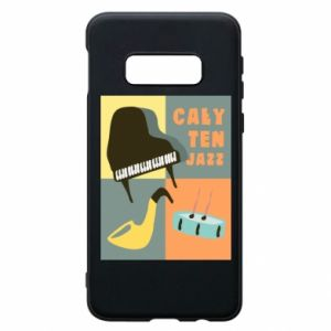 Phone case for Samsung S10e All that jazz