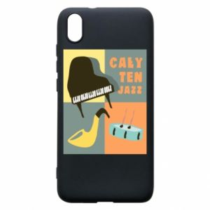 Phone case for Xiaomi Redmi 7A All that jazz
