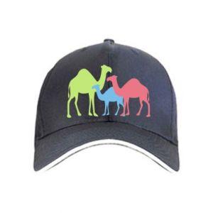 Cap Camel family - PrintSalon