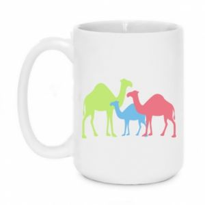 Kubek 450ml Camel family