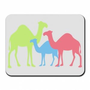 Mouse pad Camel family - PrintSalon