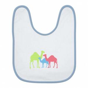 Bib Camel family - PrintSalon