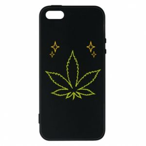 Etui na iPhone 5/5S/SE Cannabis
