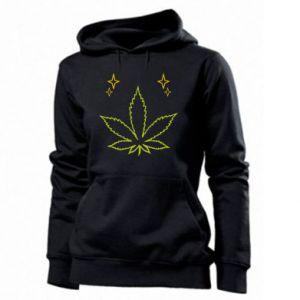 Damska bluza Cannabis