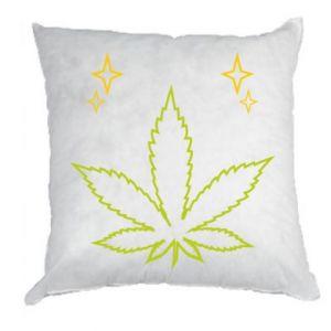 Poduszka Cannabis