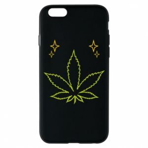 Etui na iPhone 6/6S Cannabis