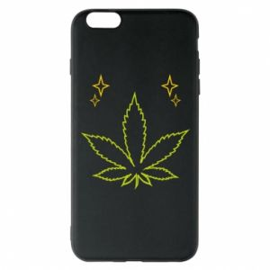 Etui na iPhone 6 Plus/6S Plus Cannabis