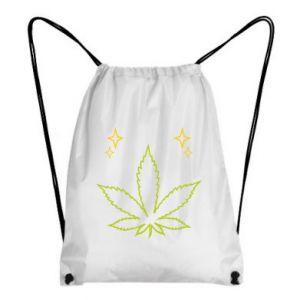 Plecak-worek Cannabis