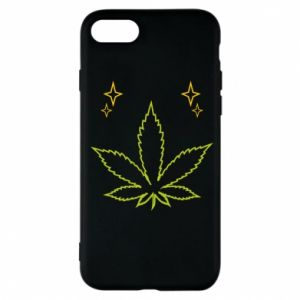 Etui na iPhone 7 Cannabis