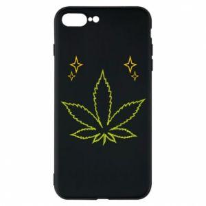 Etui na iPhone 7 Plus Cannabis