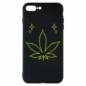 Etui na iPhone 8 Plus Cannabis