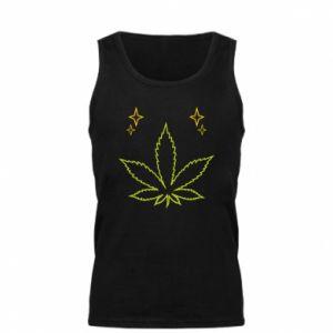 Męska koszulka Cannabis