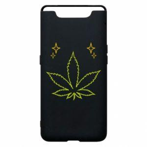 Etui na Samsung A80 Cannabis