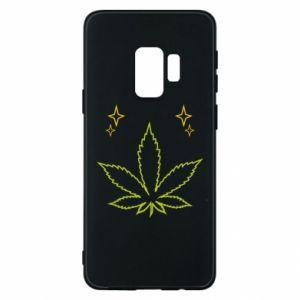 Etui na Samsung S9 Cannabis