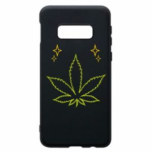 Etui na Samsung S10e Cannabis