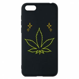 Phone case for Huawei Y5 2018 Cannabis