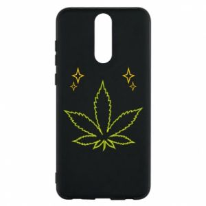 Etui na Huawei Mate 10 Lite Cannabis