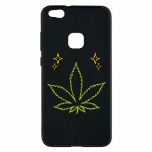 Etui na Huawei P10 Lite Cannabis