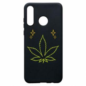 Etui na Huawei P30 Lite Cannabis