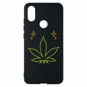 Etui na Xiaomi Mi A2 Cannabis