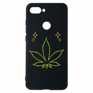 Etui na Xiaomi Mi8 Lite Cannabis